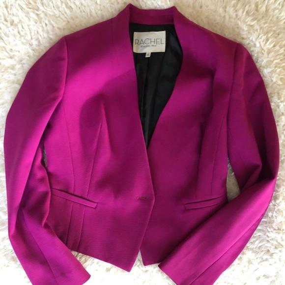 RACHEL Rachel Roy Jackets & Blazers - Pink one button jacket!